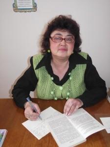 Библиотекарь Корнацкая Ольга Витальевна